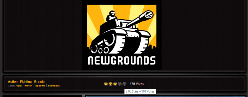Judgment on Newgrounds